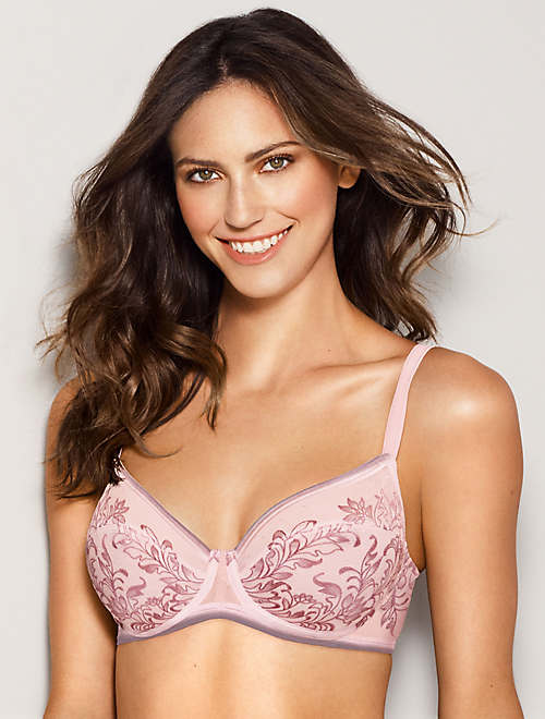 Net Effect Underwire Bra