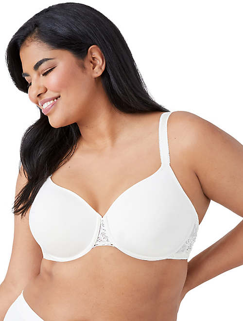 French Garden Seamless Underwire T-Shirt Bra - Seamless - 85340