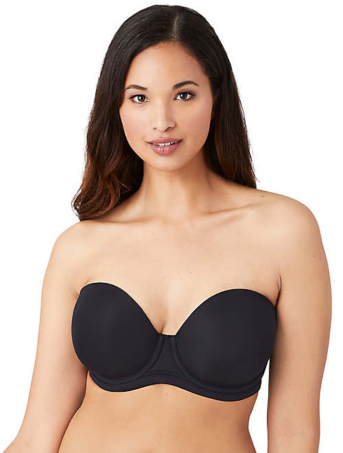 Red Carpet Strapless Full Busted Underwire Bra