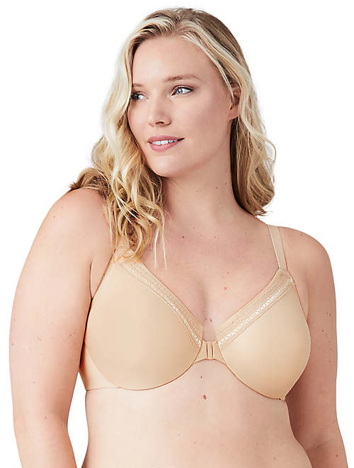 Perfect Primer Front Close Underwire Bra - 34DDD - 855313