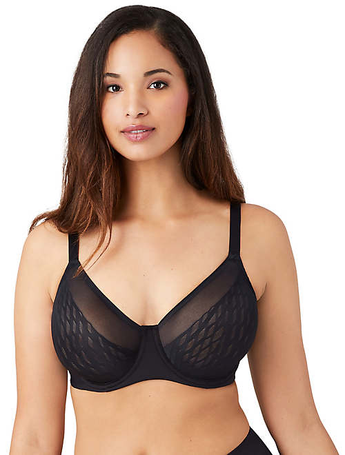 Elevated Allure Underwire Bra - DD+ - 855336