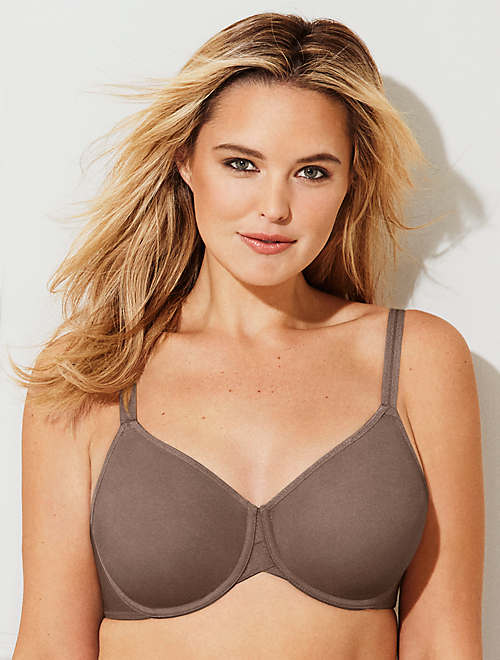 Precise Finish Minimizer Bra