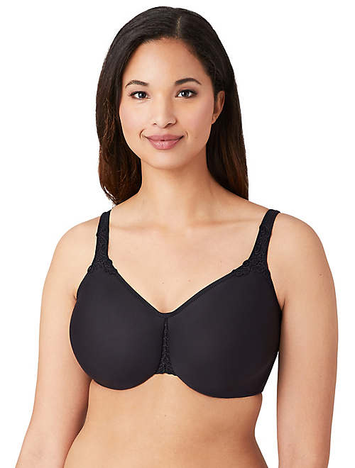 Bodysuede® Ultra Full Figure Seamless Underwire Bra - 34DDD - 85814