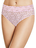Halo Lace Hi-Cut Brief 870305