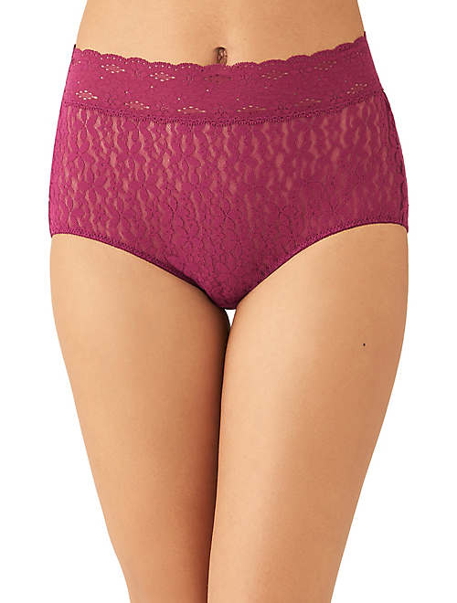 Halo Lace Brief - 870405