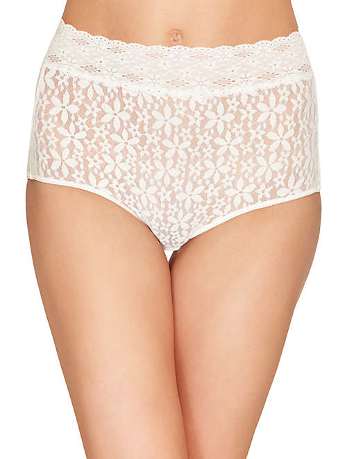 Halo Lace Brief - New Markdowns - 870405