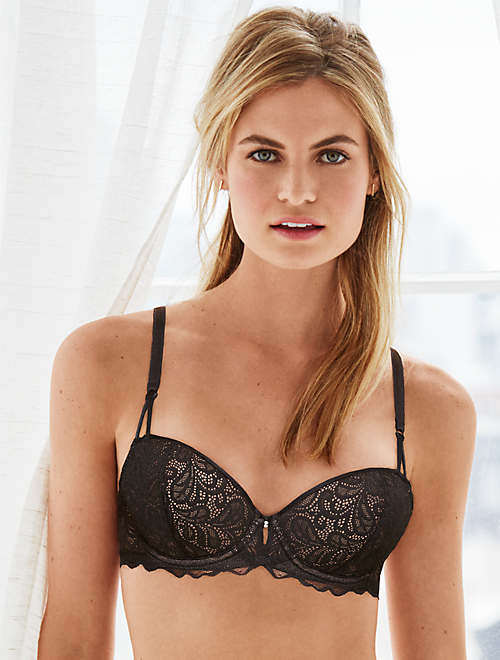 Undisclosed Lace T-Shirt Bra