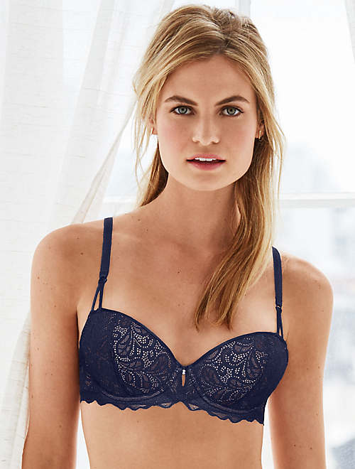 Undisclosed Lace T-Shirt Bra - New Markdowns - 953257