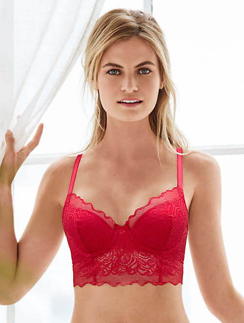 Undisclosed 3/4 Underwire Bralette - new arrivals - 959257