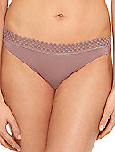 b.tempt'd Tied in Dots Thong 976238