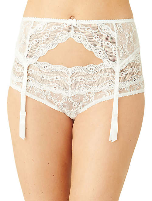 Lace Kiss Garter Belt - garter belts - 977182