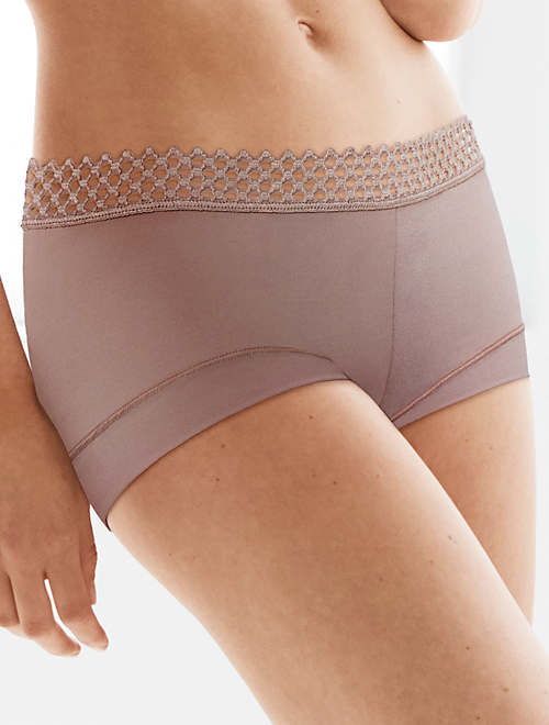 Tied in Dots Boyshort - Panties - 978338