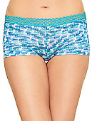 b.tempt'd Tied in Dots Boyshort 978338