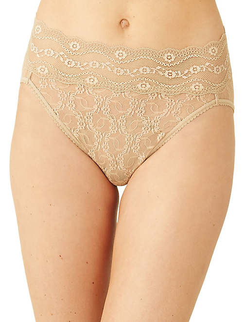 Lace Kiss Hi-Leg Brief Panty