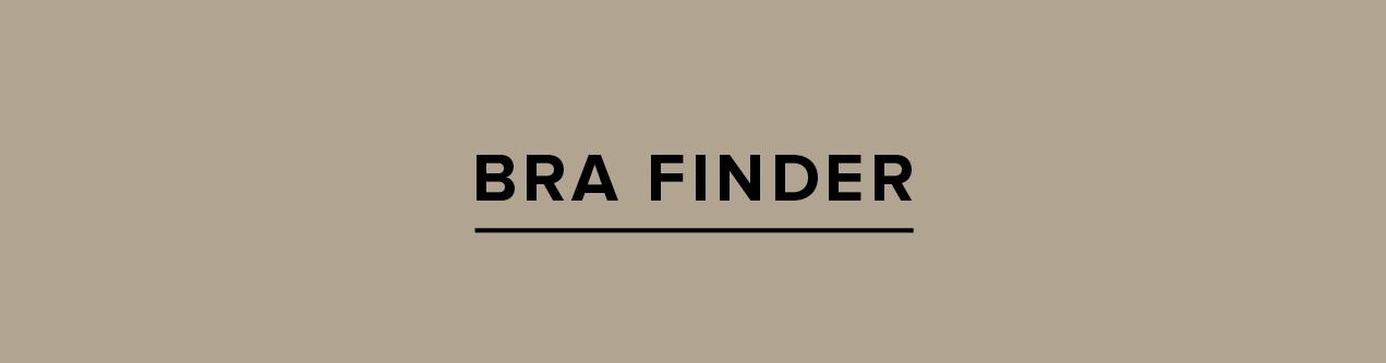 Bra Finder