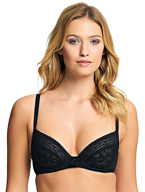 Eternal Padded Plunge Underwire Bra