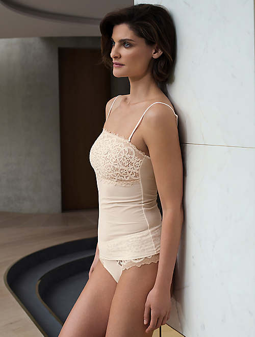 54deff6f47 Lace Essentials Camisole