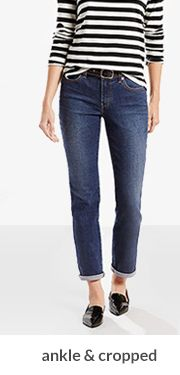 Women's Ankle & Cropped Jeans