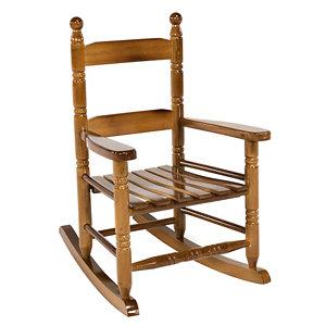 Jack Post Oak Childrenu0027s Rocking Chair