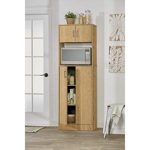 Merveilleux Alcove Microwave Pantry