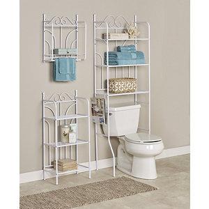 Alcove 3 Pc. Scroll Bath Furniture Set