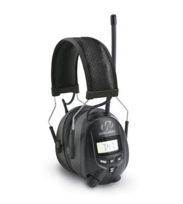 dc34ecc344c651 Walker s Game Ear AM FM Radio Headset with Digital Display