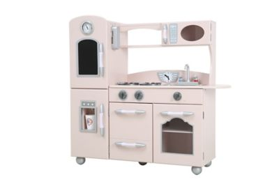 Teamson Pink Play Kitchen