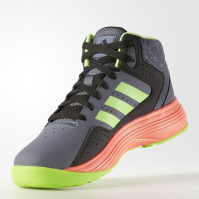 adidas kids' neo cloudfoam ilation basketball shoes