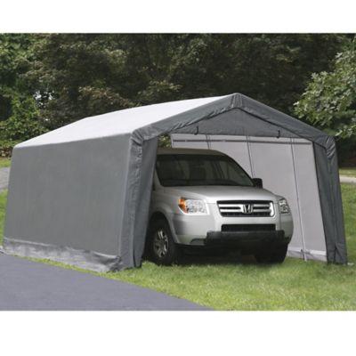 Master Craft 10u0027 x 20u0027 Instant Storage Garage  sc 1 st  Fingerhut & Fingerhut - ShelterLogic 2-in-1 Instant 10u0027 x 20u0027 Garage or Canopy
