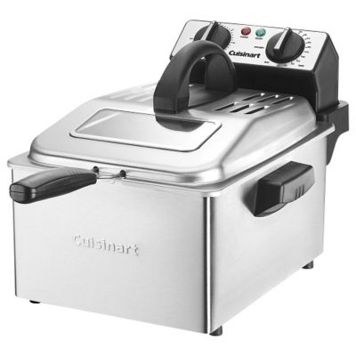 Cuisinart Compact 12-Cup Deep Fryer photo