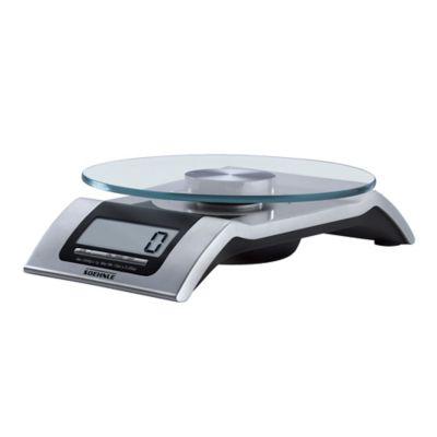 Soehnle Style Precision Digital Food Scale, 9 Lb. Capacity, Silver photo