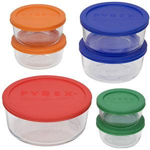 Pyrex 14pc Food Storage Set