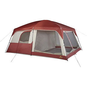 Outdoor Spirit 15u0027 x 12u0027 12-Person 2-Room Cabin Dome Tent  sc 1 st  Gettington & Gettington - Outdoor Spirit 19x17 9-Person Tent with Screen Room
