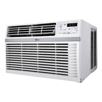 LG LW1016ER 10000 BTU 2016 ENERGY STAR Electronic Window Air Conditioner with Remote - White photo