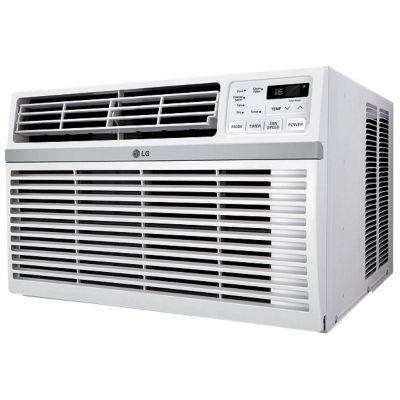 LG LW1516ER 15000 BTU ENERGY STAR Window Air Conditioner - White photo