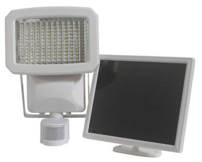 Nature Power Solar Powered Security Light
