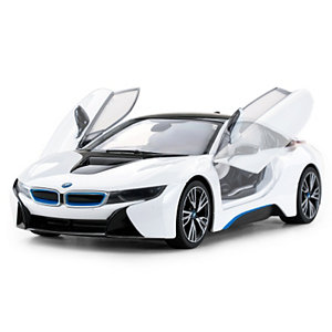 Gettington 1 14 Bmw I8 Usb Charger 2 4ghz With Lights Rechargeable