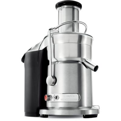 Breville 800JEXL Die-Cast Juice Fountain Elite 2-Speed Juice Extractor - Stainless photo