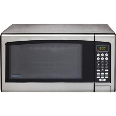 Danby Designer 1.1 Cu. Ft. 1100-Watt Countertop Microwave Oven photo