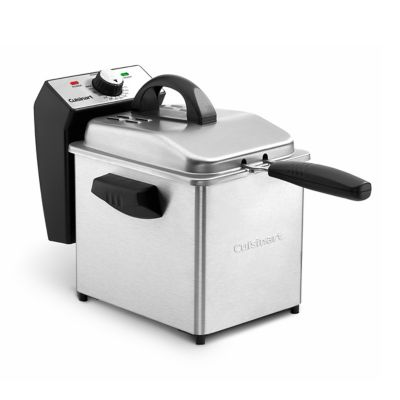 Cuisinart Compact 2-Qt. Deep Fryer, CDF-130 photo
