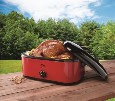 Oster 18-Qt. Smoker Roaster Oven photo