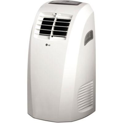 LG LP1015WNR 10,000 Btu Portable Air Conditioner with Remote Control - White photo