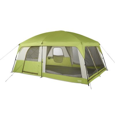 wenzel eldorado 10u0027 x 15u0027 tworoom cabin tent sleeps 10