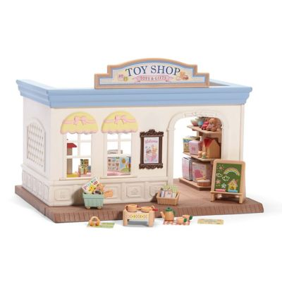 Calico Critters Toy Shop Playset
