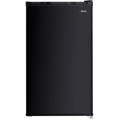 Danby Energy Star 3.2 Cu. Ft. Compact Refrigerator/Freezer, Black photo