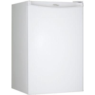 Danby Designer Energy Star 4.4 Cu. Ft. Counter-High All Refrigerator, White photo