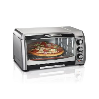 Hamilton Beach 6-Slice Convection Toaster Oven photo