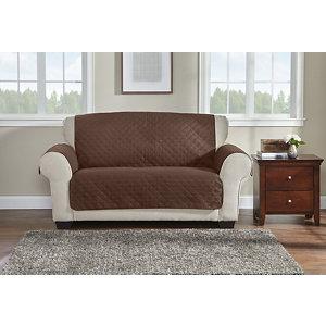 Alcove Microfiber Loveseat Pet Furniture Cover