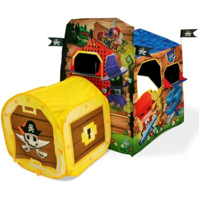 Playhut Cubetopia Training Center Play Tent  sc 1 st  Fingerhut & Fingerhut - Little Tikes Garage Play Tent
