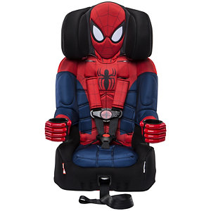 KidsEmbrace Marvels The Avengers Spider Man Booster Car Seat